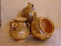 Скопинская керамика (А. и И. Якушкины)