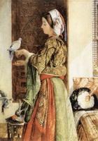 Пойманный голубь (Дж.Ф. Льюис)