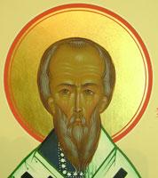 Образ Апостола Климента (3 этап плави)