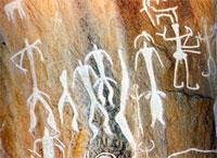 Наскальные изображения в Гобустане