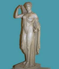 Венера с яблоком (Каллимах, 5 в. до н.э.)