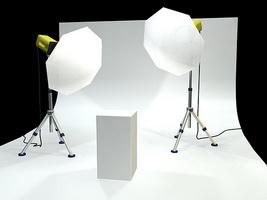 Создаем собственную фотостудию