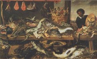 Рыбная лавка (Ф. Снейдерс)