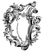 Рокайль (характерный мотив орнамента)