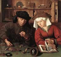 Меняла с женой (Квентин Массейс)