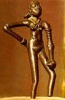 Чёрная танцовщица