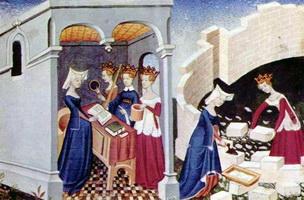 Мастер Сите-де-Дам (Кристина Пизанская, 15 в.)
