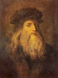 Леонардо да Винчи (автопортрет)