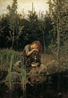 Алёнушка (Виктор Васнецов, 1881 г.)