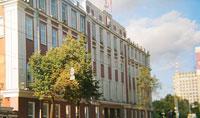 Здание администрации Перми и Пермской городской думы